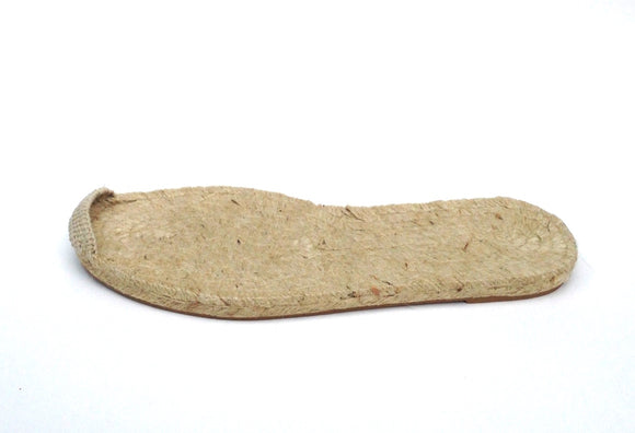Espadrille Soles - Single Layer