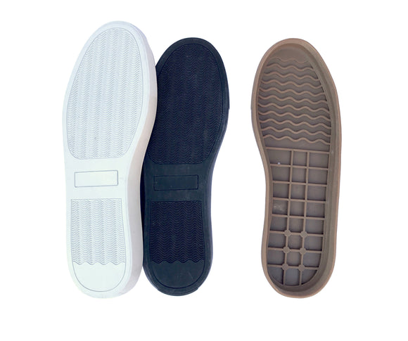Margom-Inspired Rubber Cupsoles