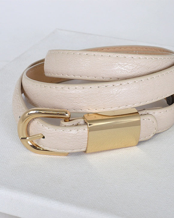 Metal Embellished Buckle Belt id.31554a