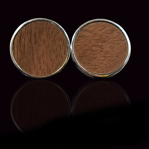 Black Walnut Cufflinks