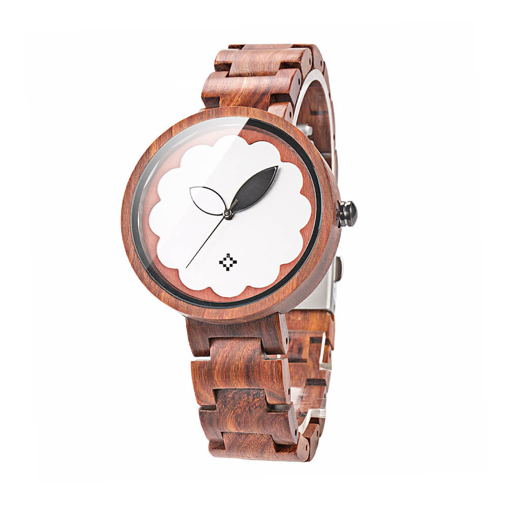 Parrot wood watch 4