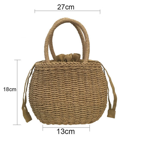 Image of Summer Vacation Women Camping Handbag