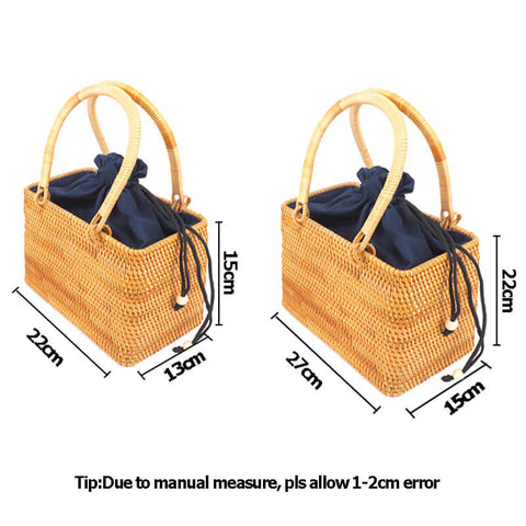Image of Summer Beach Weave Handbag