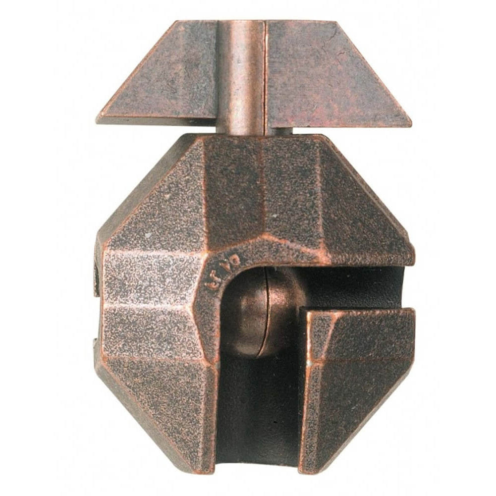 Turtle Alloy Shell Lock Puzzle
