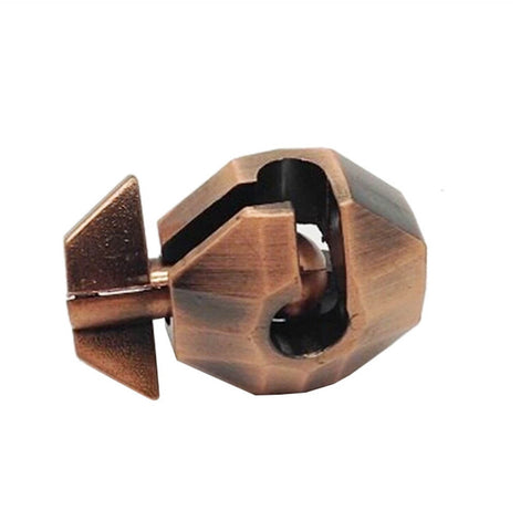 Image of Turtle Alloy Shell Lock Puzzle