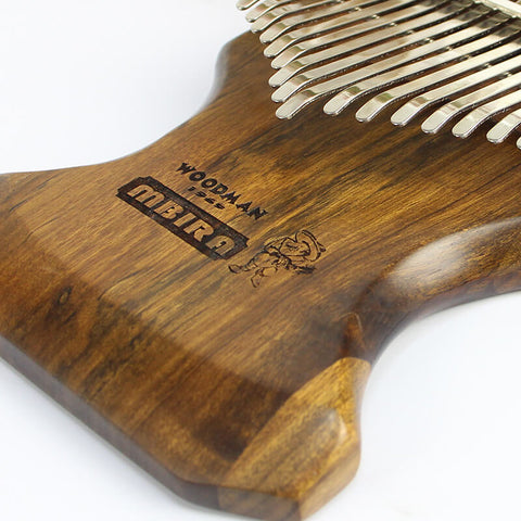17 key African blackwood kalimba