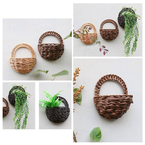 Wall Hanging Flower Basket