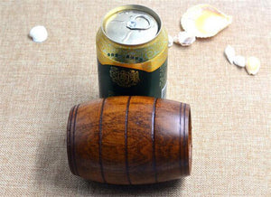 Novelty Beer Cup Wooden Beer Mugs 260ml
