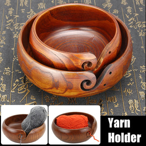 Yarn Cord Bowl Holder Storage Bowl
