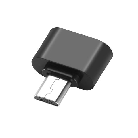 Image of Mini OTG Cable USB Adapter Micro USB to USB Converter