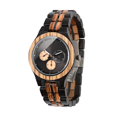 Image of rhinoceros wood watch1