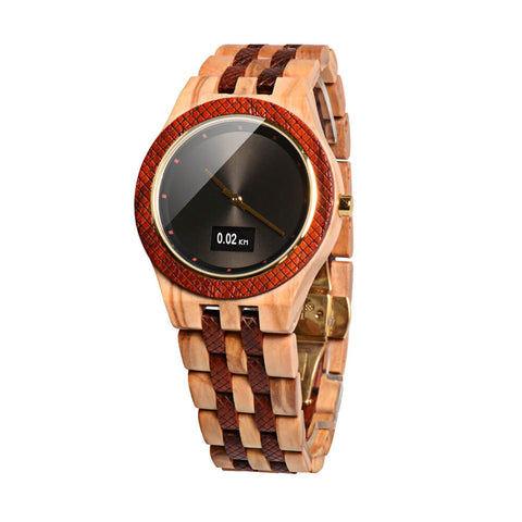 Image of wolf wood watch 10