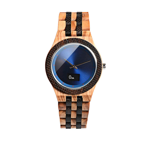 Image of wolf wood watch 11