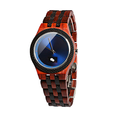 Image of wolf wood watch 14
