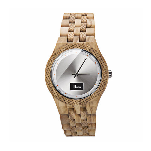 Image of wolf wood watch 1