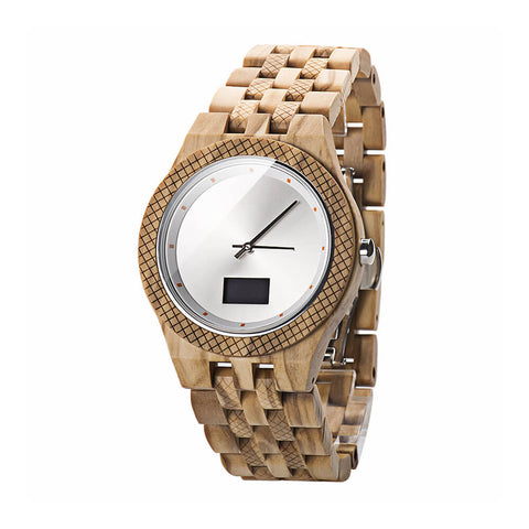 Image of wolf wood watch 2