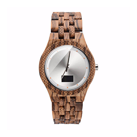 Image of wolf wood watch 3