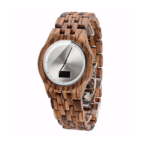 Image of wolf wood watch 4