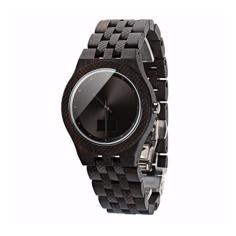 Image of wolf wood watch 6