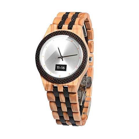 Image of wolf wood watch 8