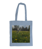 DoodleHeaven Tote-Bag with attractive summer Doodle scene