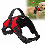 Adjustable Pet Puppy Large Dog Harness for Small Medium Large Dogs Animals Pet Walking Hand Strap Dog Supplies Dropshipping