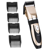 Electrical Pet Clipper Professional Grooming Kit Rechargeable Pet Cat Dog Hair Trimmer Shaver Set Haircut Machine with US Plug