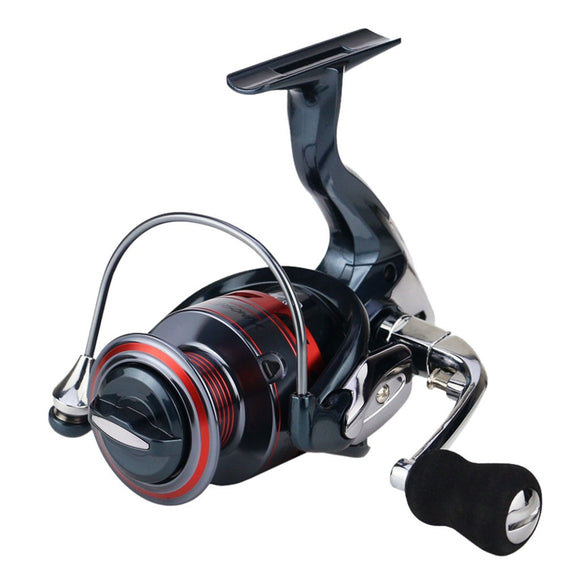 Full Metal Spinning Reel 14axis Fishing Reels Fishing Gear Spincast Reel New