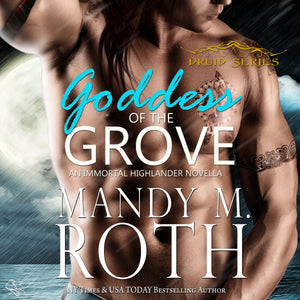Goddess of the Grove: An Immortal Highlander Novella - Cover Art