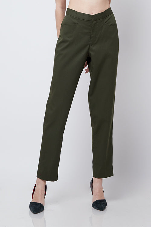 Basic Pants - Seabelle