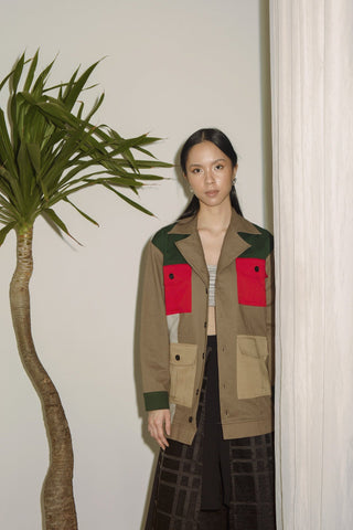 Sane Vest - Brown