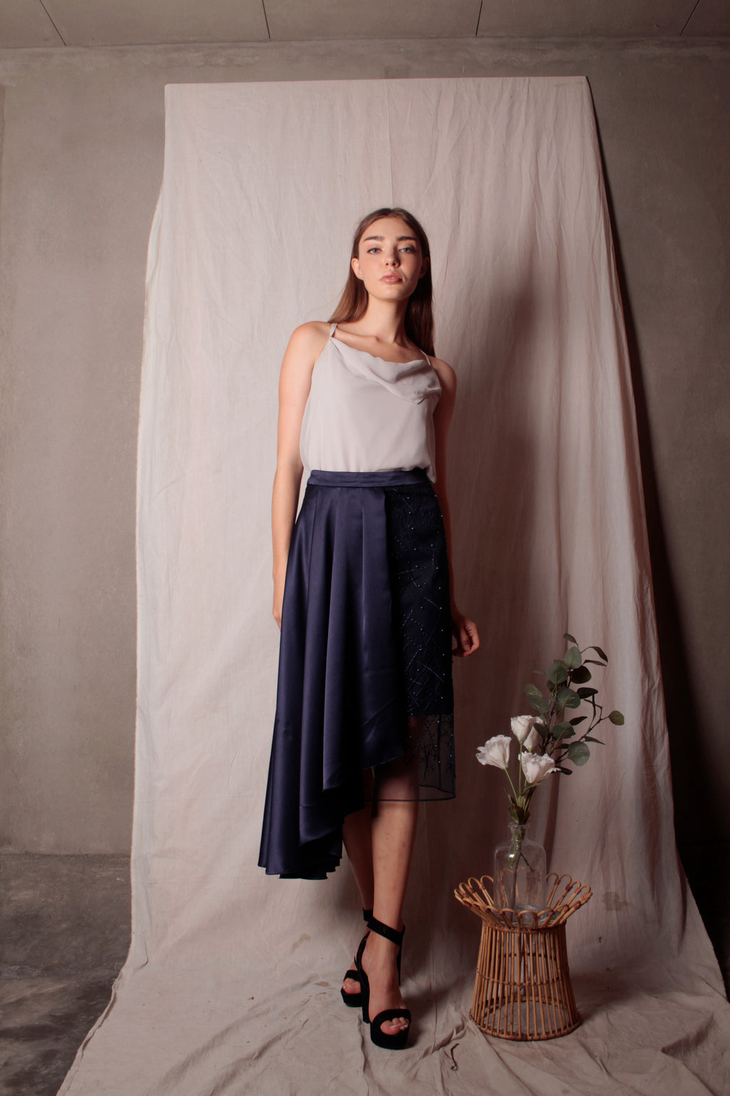 Rivell Skirt - Seabelle
