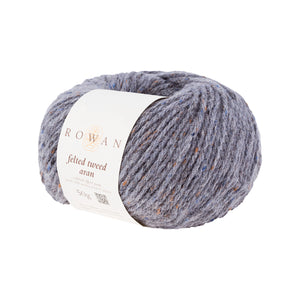 Felted Tweed Aran | Rowan