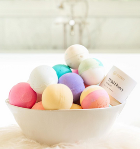 Bath Bombs by Musee Bath
