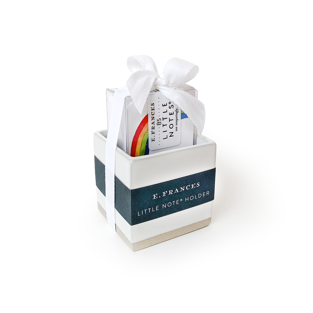 Little Note Holder | E. Frances Paper