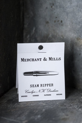 Seam Ripper | Merchants & Mills