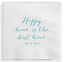 Load image into Gallery viewer, Cocktail Napkins | Ben's Garden