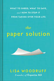 Paper Solution | Lisa Woodruff