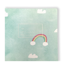 Load image into Gallery viewer, Rainbow Sky Notebook | E. Frances Paper