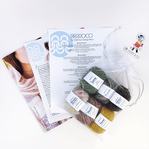 Home Yarn Tasting Kit | Berroco