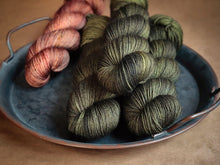 Load image into Gallery viewer, POSITIVE EASE HAND DYED YARNS