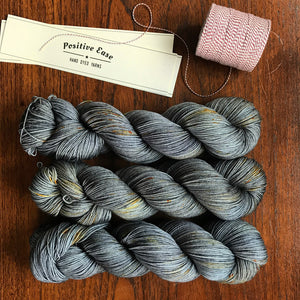 POSITIVE EASE HAND DYED YARNS
