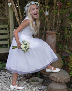Mila Flower Girl Dress