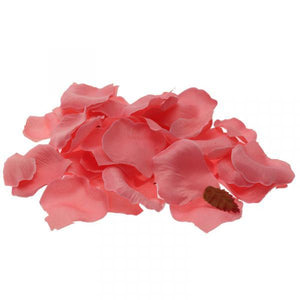 Artificial Rose Petals - Baby Pink - UK Flower Girl Boutique