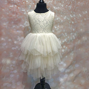 My Little Princess dress  in Ivory