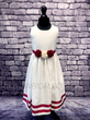 'Miss Dee' Dress and Bolero - Red