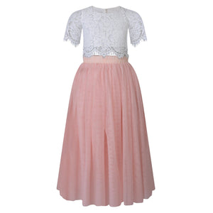 Felicity Couture party set in  Blush