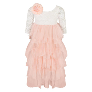 Bohemian Spirit Dress - Blush