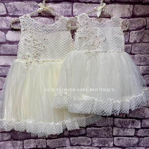Pretty dresses from UK Flower Girl Boutique
