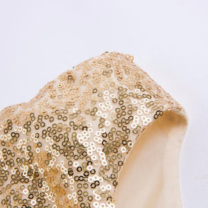 sequins on a dress